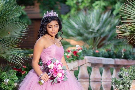 Mis XV Años Xiomara, Fotografo En Tijuana