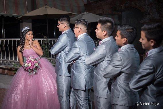 Mis XV Años Xiomara, fotógrafo en Tijuana